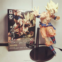 Dragon Ball Z Super Saiyan DXF Son Goku toy action figure