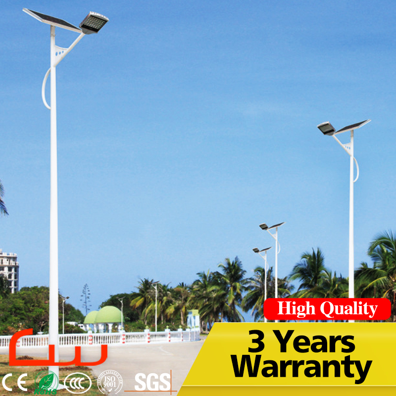 New goods 40W 60W 80W power solar panel street lights size