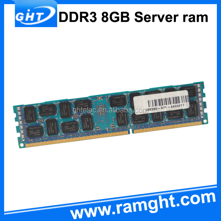 China wholesale Registered PC3-10600R 2Rx4 8gb ddr3 ram for server