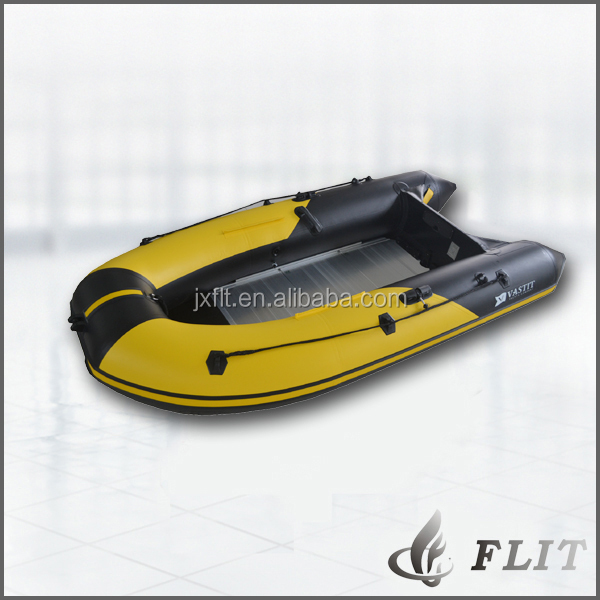 For Fishing/Cruising/Rescuing 0.9mm/1.2mm PVC Inflatable Boats For Sale