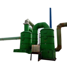 High efficient waste gas scrubber/acid mist air purification tower