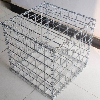2016 China hot sale gabion baskets prices gabion baskets factory