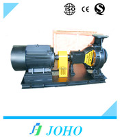 high flow rate industrial water pump with metal shaft and seal pot