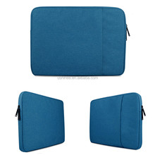 Nylon Laptop Sleeve Notebook Bag Pouch Case for Macbook Air 11 13 12 15 Pro 13.3 15.4 Retina carrying sleeve case