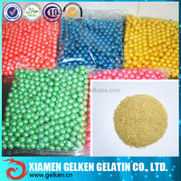 Paintballs bullet gelatin 220bloom