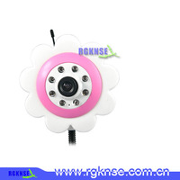 2016 Cheap and wireless baby monitor digital video audio baby monitor baby monitoring devices