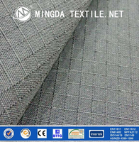 EN 11612 high quality rip-stop fire retardant nomex woven fabric workwear fabric