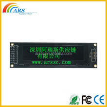 3.12'' oled diaplay led module 12v with Green color for instrument