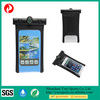 Water resistant case waterproof bag waterproof mobile phone cover with compass