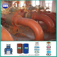 Gas&Oil pipelines paint rigid polyurethane anti rust coating