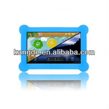 kids friendly tablet 8inch case drop resistance silicone protective case for Nabi tablet PC