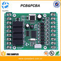 ShenZhen made fast custom pcb printed circuit board with assembly