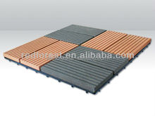 DIY decking floor/wpc decking board/timber decking