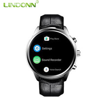 New Arrival OLED Touch Screen Smart Watch Android Dual Sim 2G Ram 16G WIFI GPS 3G Smart Watch Mobile Phone