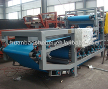 RBYL Series Belt Filter Press Treating Waste Water System Dewatering Sludge From Waste Water
