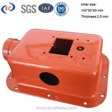 Customized metal explosion proof enclosures