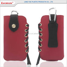 universal leather mobile pbone case bag for iphone 2 3 4 5 6 7 s a 1526 1529 1533 cover