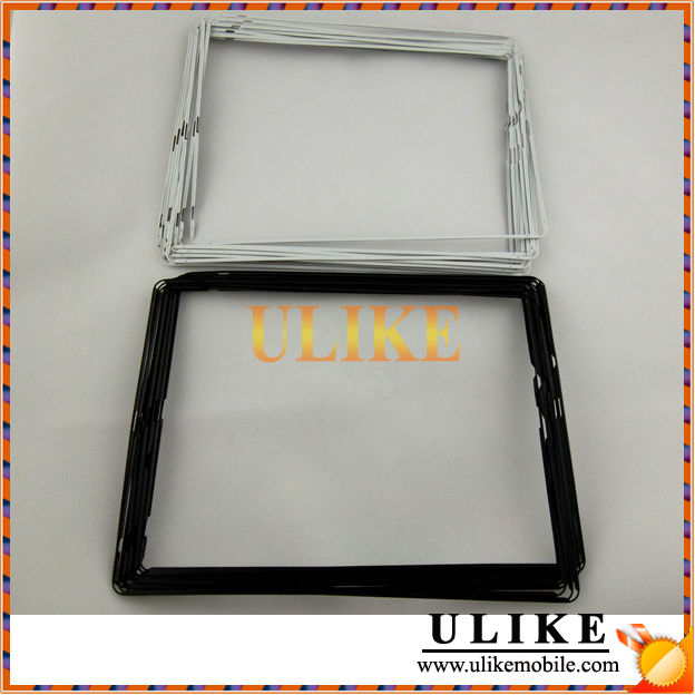Wholesale Bezel for iPad 4 digitizer touch screen Bezel replacement