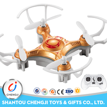 Best selling high-tech four Axis gyro sky king toy rc toy smallest drone