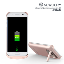 developments 2016 mobile power pack portable cell phone charger for samsung galaxy s7 for iphone se battery case