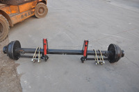 axles for trailers small