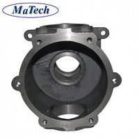 Chinese Factory Precision OEM Cast Iron Auto Parts