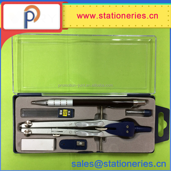 hot sale professional school compass set for wholesale