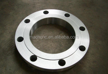 Lathe cnc machined aluminum parts turning machining anodized