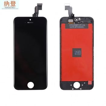 Free post shipping Good quality lcd replacement for iphone 5c lcd touch screen free shipping