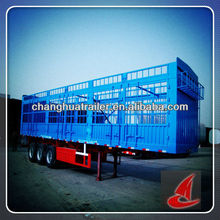 2013 China Wood/Coal Warehouse transport cargo semi-trailer for sale