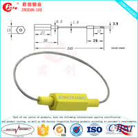 china supplier container cable seal,cable seal security