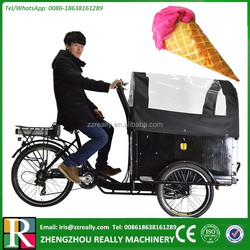 3 Wheel Adult Tricycle Wholesale / Cheap Cargo Bike From China Factory
