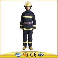 New Upgraded fire boot firefighting suit equipment