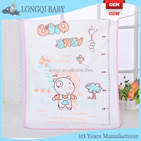ND-MS-003 cute pattern print cotton washable baby pad