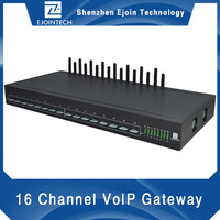 16 ports GoIP GSM gateway GoIP-16 VOIP GSM gateway,multi recharge software
