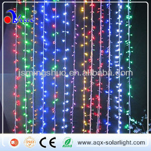 Beautiful and Green Energy Solar LED Christmas String Light