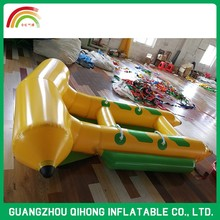 Amusement Customized Strong Material New Design Promotional Inflatable Boat