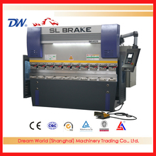 Hot Sale WC67K 63T/3200 ElectroHydraulic Press Brake,iron sheet hydraulic bending machine in China