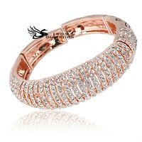 Latest Fashion Bangles Crystal Jewelry New Style Indian Diamond Bangles, Girls Friendship Bracelets