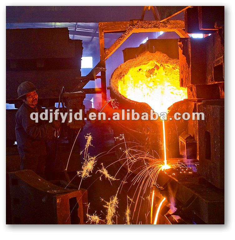 casting and foundry/cast iron foundry/cast and cure