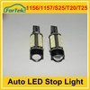 Factory price led small light 18 SMD LED light with lens high quality
