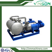 High flow air operated vacuum double diaphragm pump for industry
