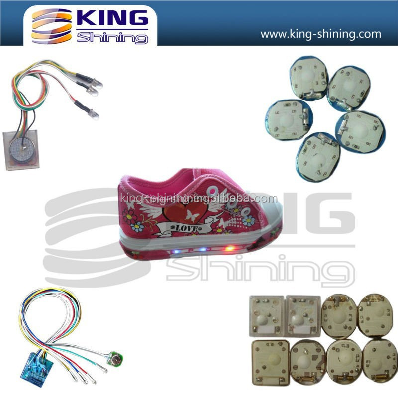 waterproof LED glitter module