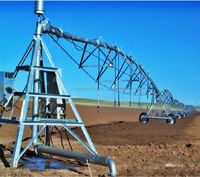 Center Pivot, Water-driven Single Cross-body Sprinkling Machine for Agriculture
