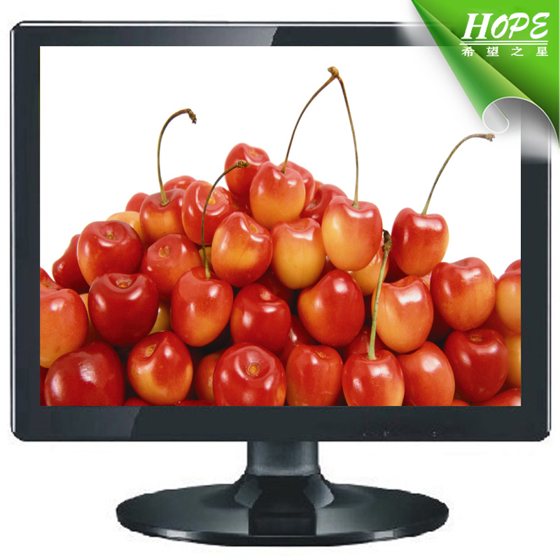 High Brightness for 15 inch LCD Monitor with 1024*768