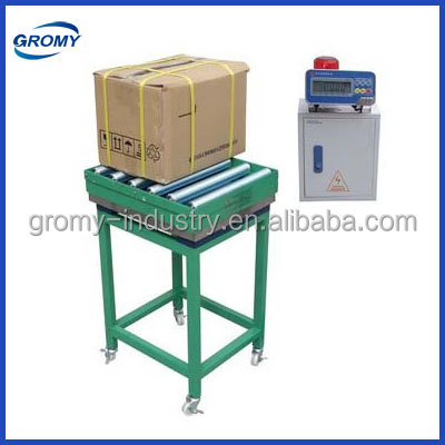 Automatic Roller Conveyor Scales Conveyor Check Weigher for Logistics Industry