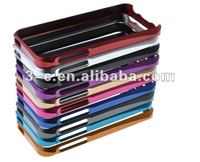 metal aluminum bumper case for iphone 5