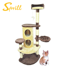 SPRILL factory own design cat tree best cat scratching post