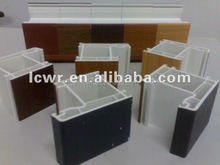 Good quality casement Pvc Profile Frame for door and window