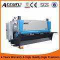 Top Quality Guillotine Design Advanced 16mm cnc hydraulic guillotine shearing machine